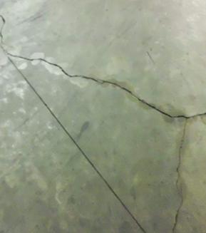 bê tông co ngót khô