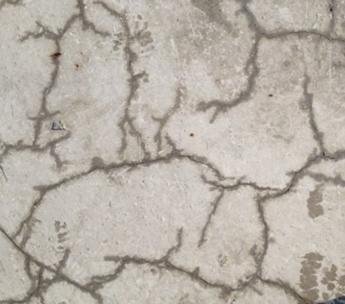 bê tông nứt rạn